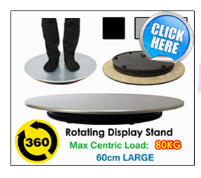 3d Photo Shop Display Rotating Turntable 360 Degree Mannequin