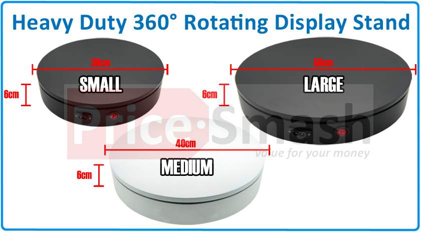 Shop Display Stand 360 Degree Rotating Turntable Mannequin