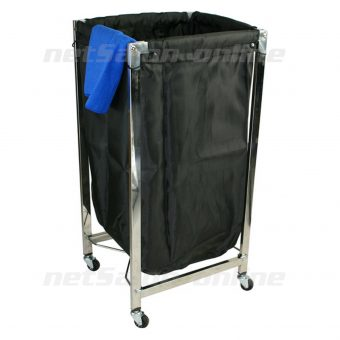 Housekeeping Laundry Hamper Bulk Truck Linen Trolley Cart Heavy Duty Commerical
