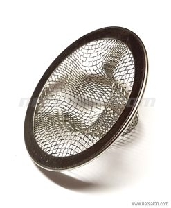 Salon Hairdresser Backwash Steel Strainer